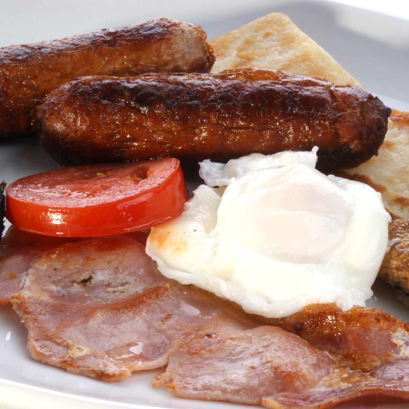 Fried Ulster Breakfast